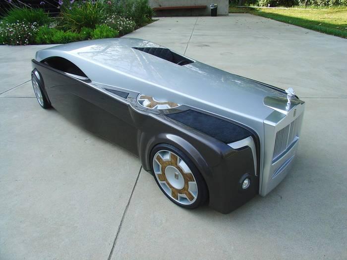 Не Маском единым: четыре невероятных автомобиля будущего - фото 5