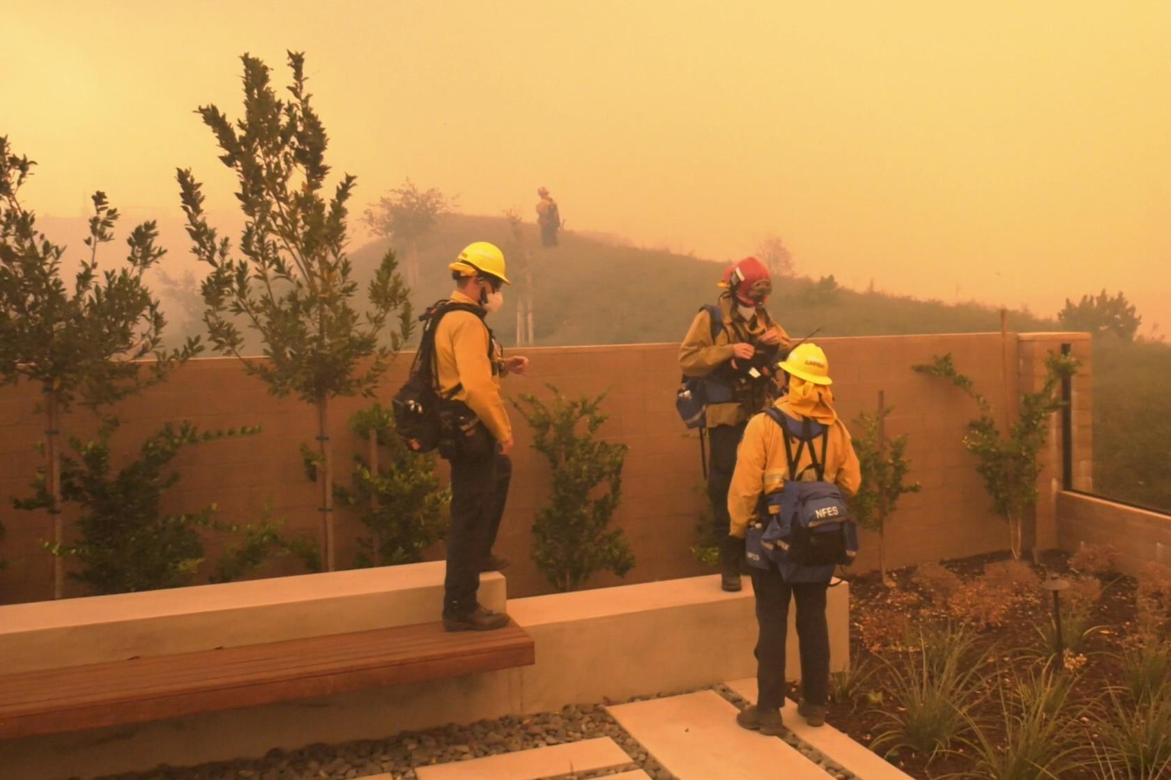 Десятки тисяч сімей змушені покинути домівки через лісові пожежі у США: опубліковані жахливі фото - фото 4