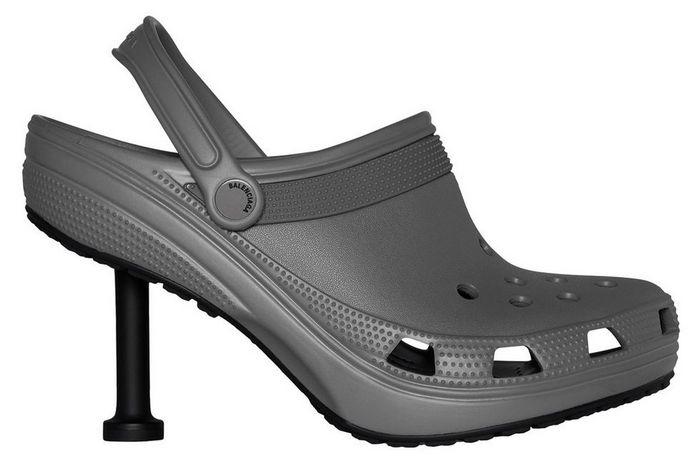 Новинка от Balenciaga: как выглядят кроксы на шпильке (ФОТО) - фото 2