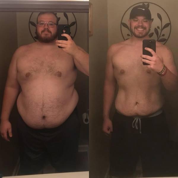 Вольові і цілеспрямовані: чоловіки, які захотіли і змогли схуднути (фото) - фото 13