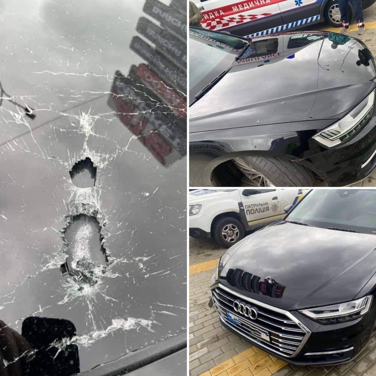 На советника президента Сергея Шефира совершили покушение: ранен водитель - фото 2