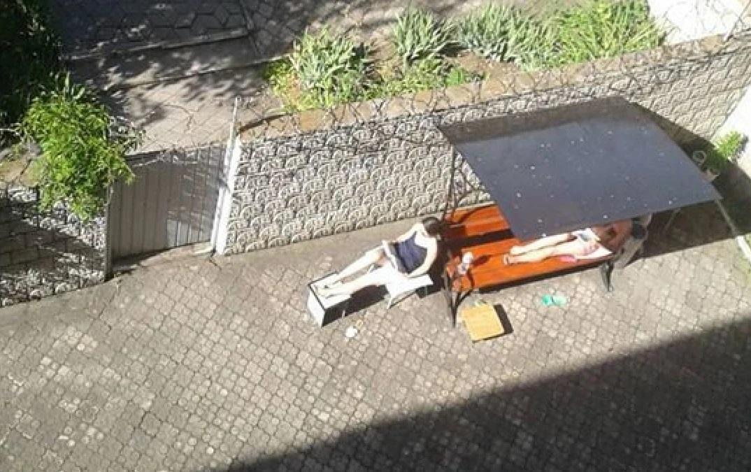 Как на курорте: в сети показали, как отбывает наказание виновница смертельного ДТП Зайцева - фото 2