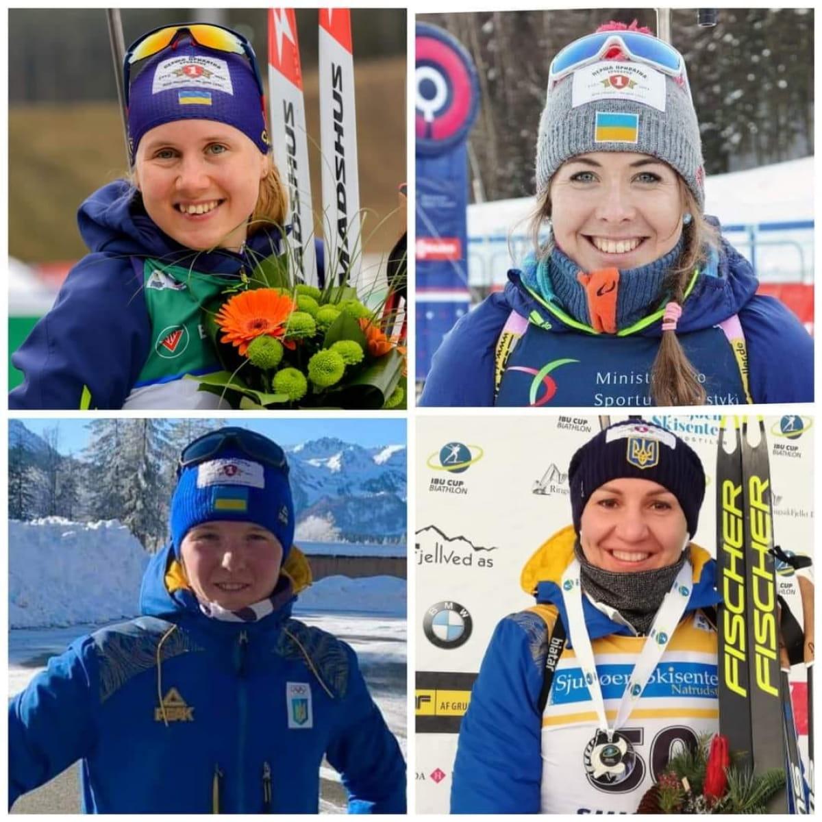 Украинские биатлонистки завоевали «бронзу» на Чемпионате мира (ФОТО) - фото 2