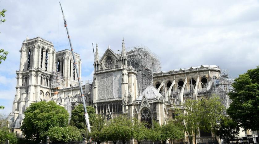 У Франції почнуть реставрацію Нотр-Дама: як собор виглядає зараз - фото 6