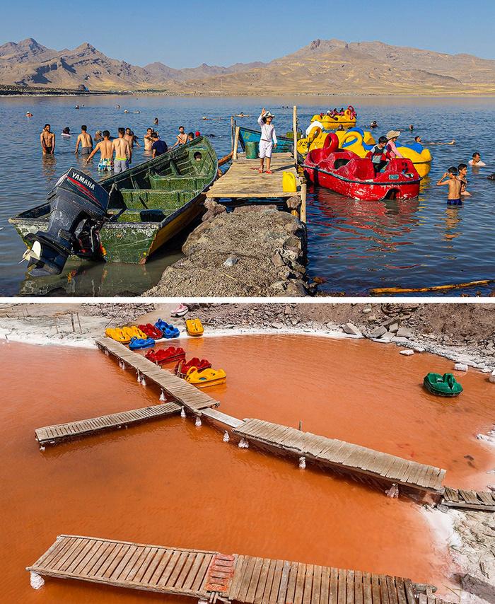 Фотографии, доказывающие, что изменение климата - не шутка  - фото 6