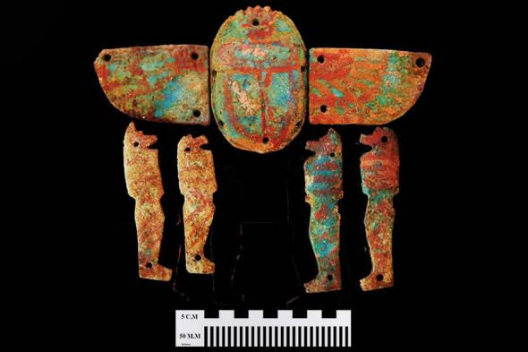 В Египте нашли 3000-летний «затерянный золотой город» (ФОТО) - фото 4