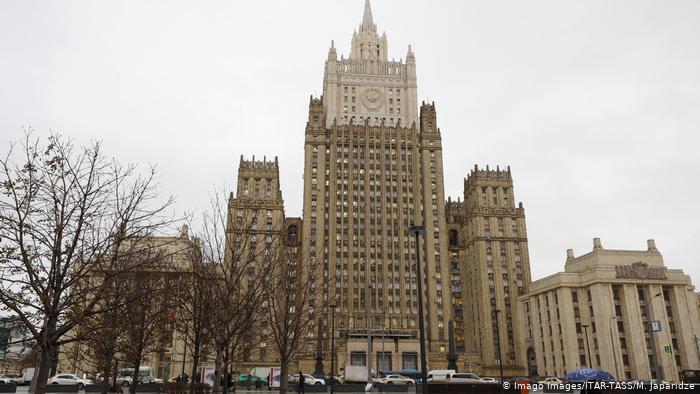 В России отреагировали на слова Ермака о стене на границе с Донбассом
