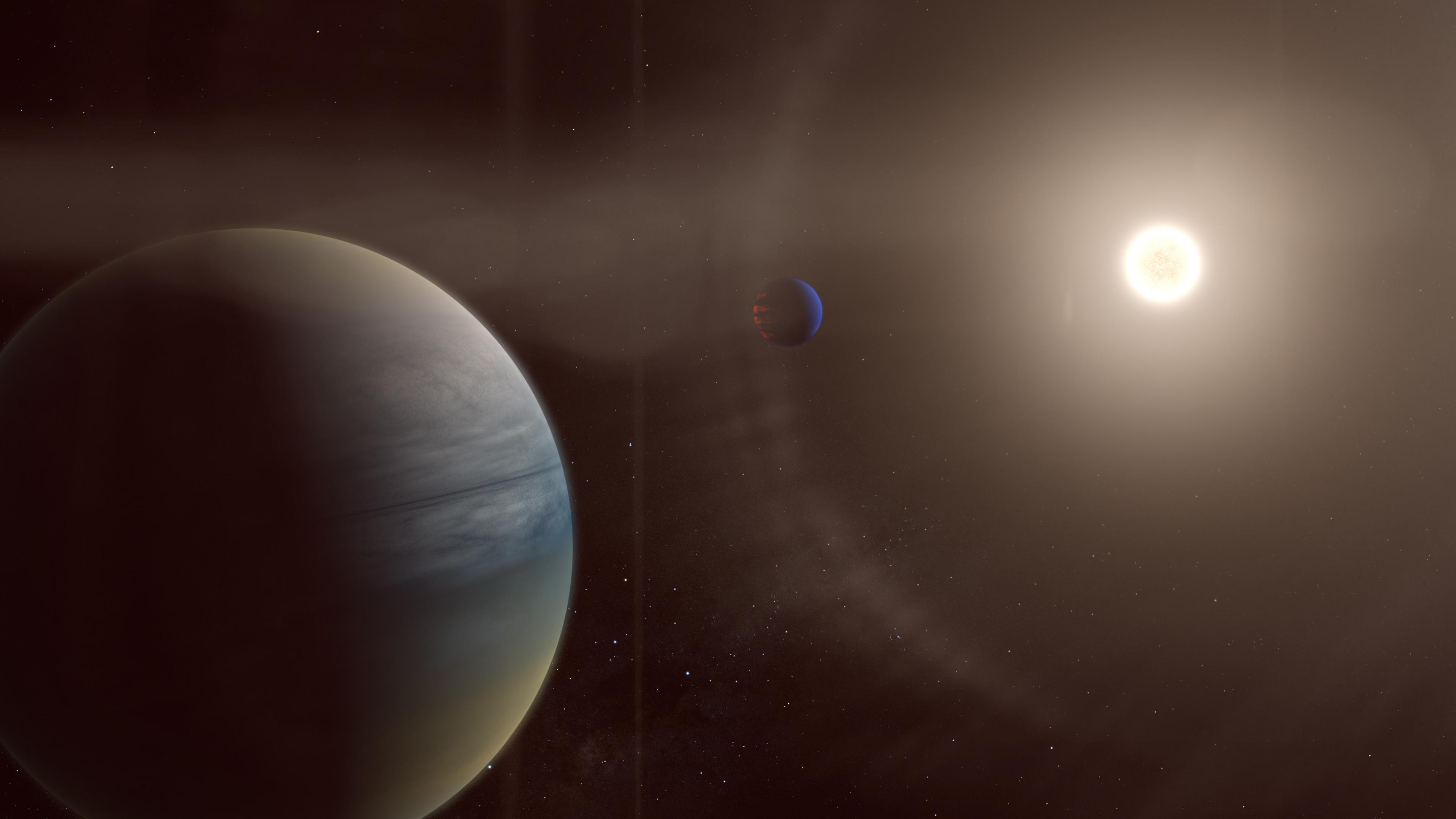Відкрито дві нові планети: NASA показало, як вони виглядають (ФОТО) - фото 2