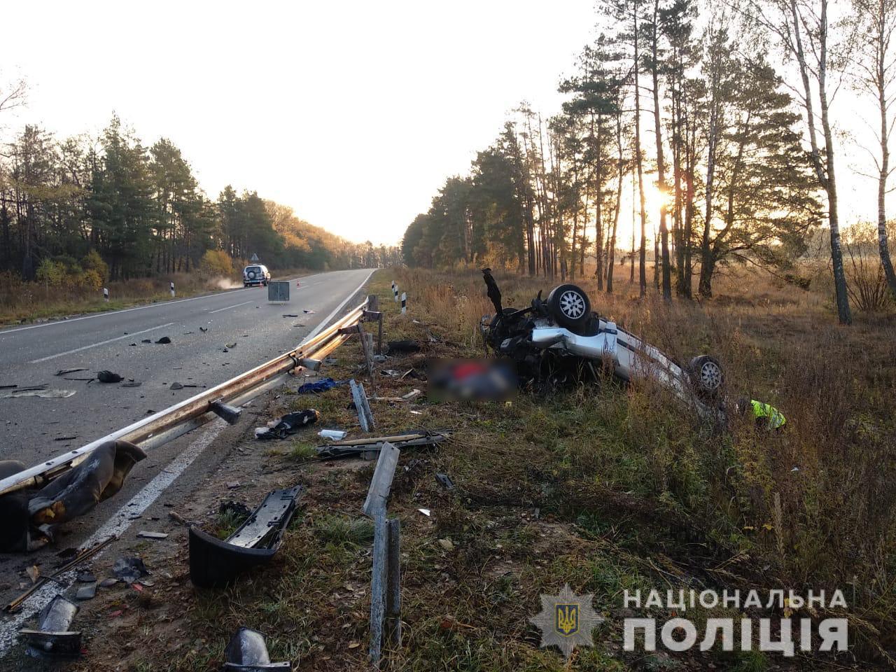 Моторошна ДТП на Сумщині: загинули 4 людини - ФОТО - фото 3