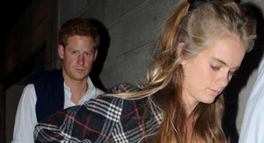 Бывшая девушка принца Гарри покончила жизнь самоубийством