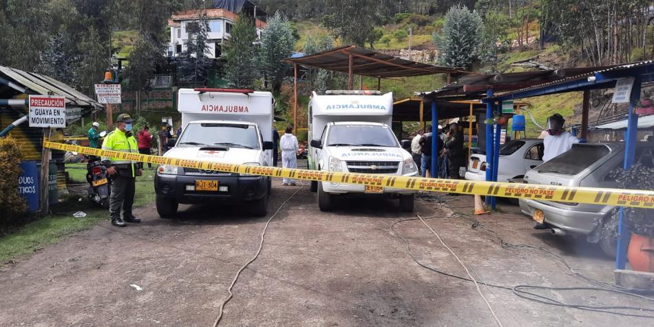 В Колумбии на шахте прогремел взрыв: много погибших (ФОТО) - фото 2