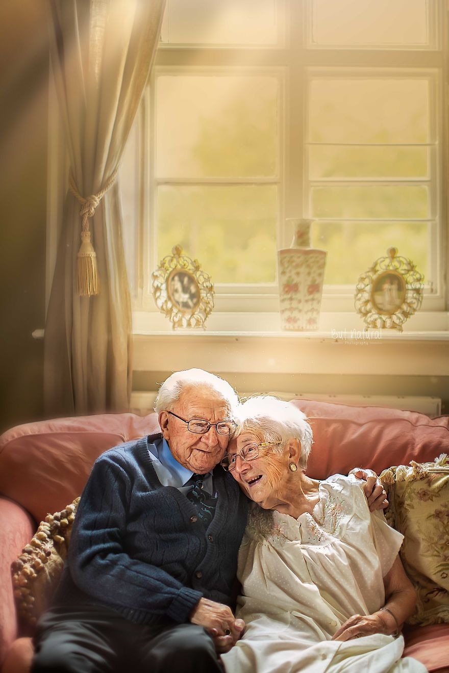 Любов вічна: фотограф зняла красиву літню пару (фото) - фото 6