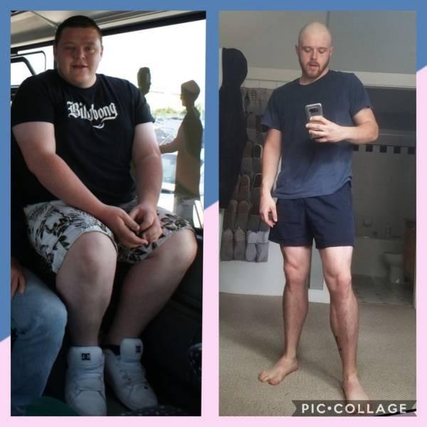 Вольові і цілеспрямовані: чоловіки, які захотіли і змогли схуднути (фото) - фото 9