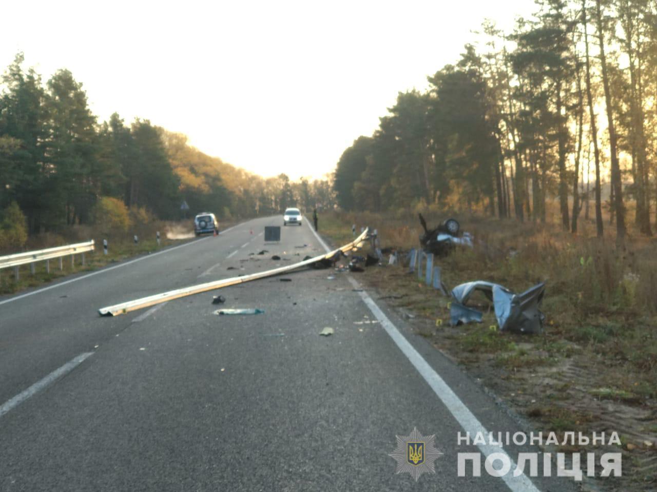Моторошна ДТП на Сумщині: загинули 4 людини - ФОТО - фото 4