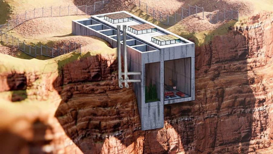 Как будут выглядеть дома на Марсе: архитектор поделился своими предположениями (ФОТО)  - фото 3