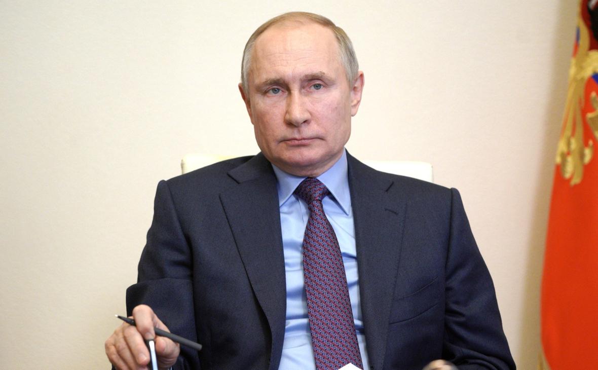 Путин заявил, что США могут пожалеть об использовании доллара в качестве санкционного оружия