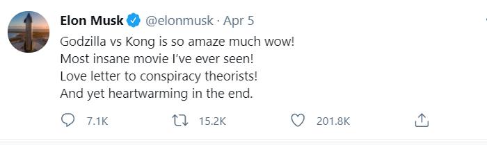 Илон Маск назвал фильм 2021 года, который его впечатлил - фото 2