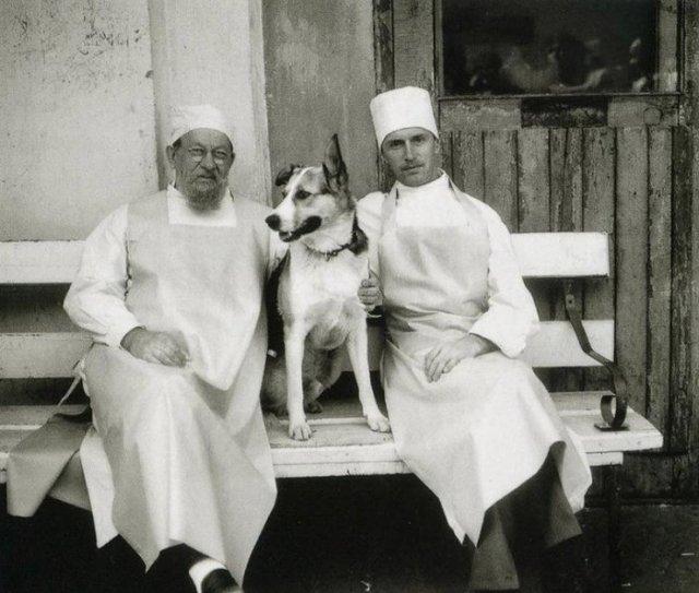 Приятная ностальгия: фото со съемочных площадок советских фильмов - фото 3