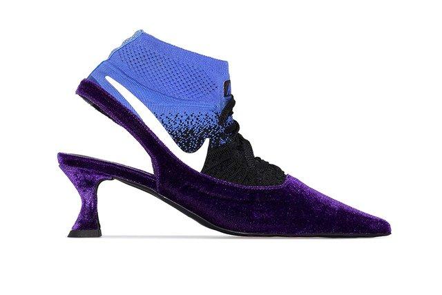 Максимально необычно: дизайнер создает кроссовки Nike на каблуке (фото)  - фото 3