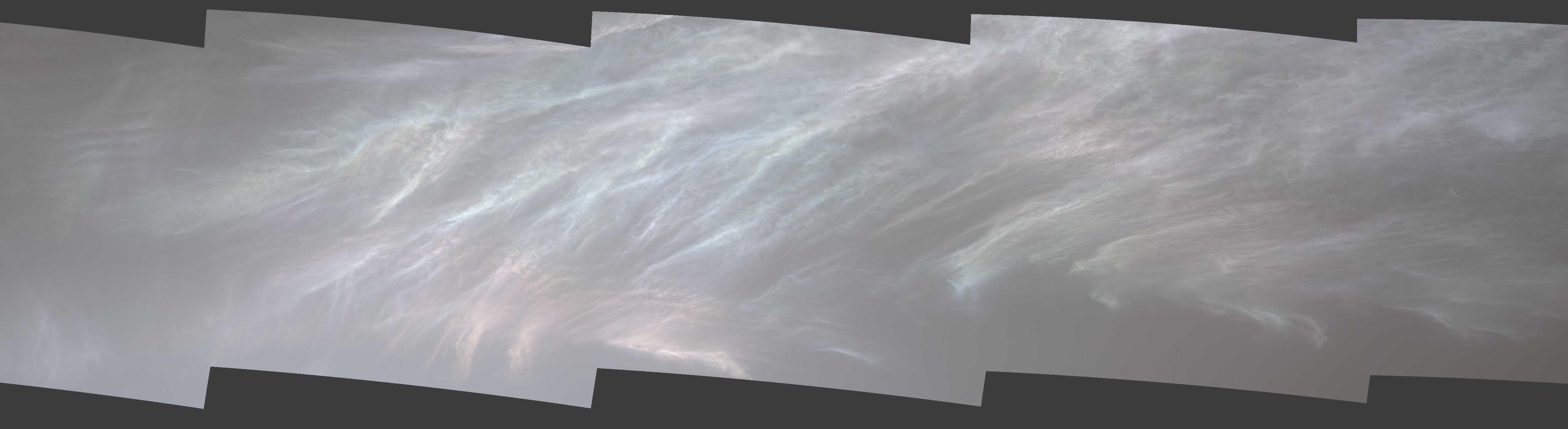 Как выглядит марсианское небо: марсоход NASA сделал несколько фотографий  - фото 2