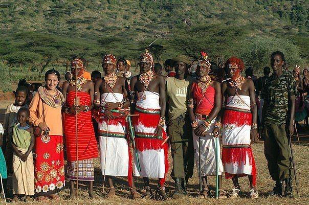 Шесть безумных традиций народов мира - в это сложно поверить - фото 4