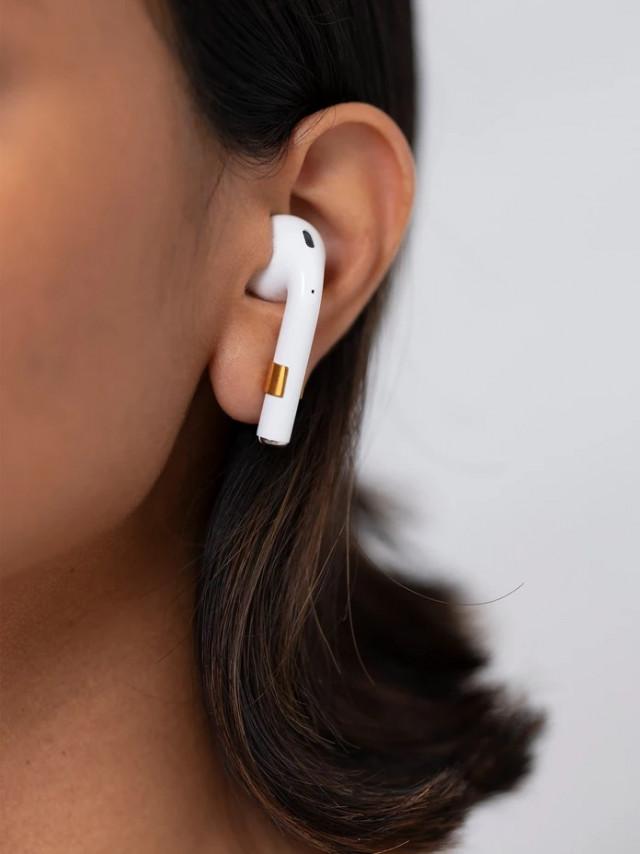Уникальные сережки предотвратят выпадение наушников Apple AirPod (ФОТО) - фото 6