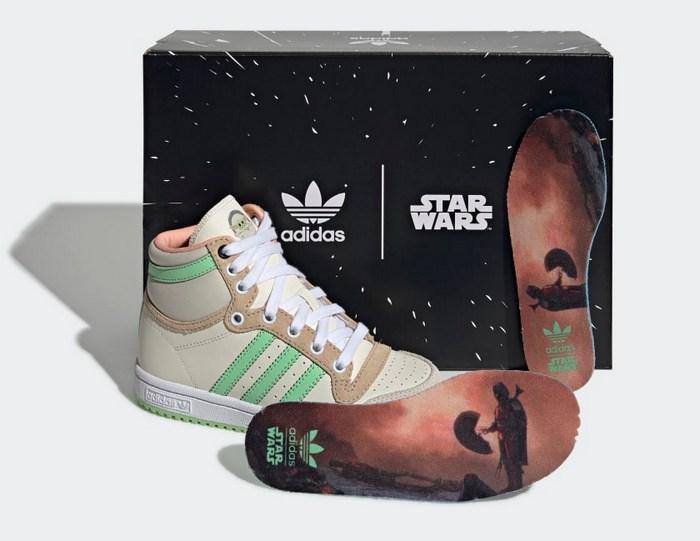Adidas посвятили новые кроссовки малышу Йоде - фото 3