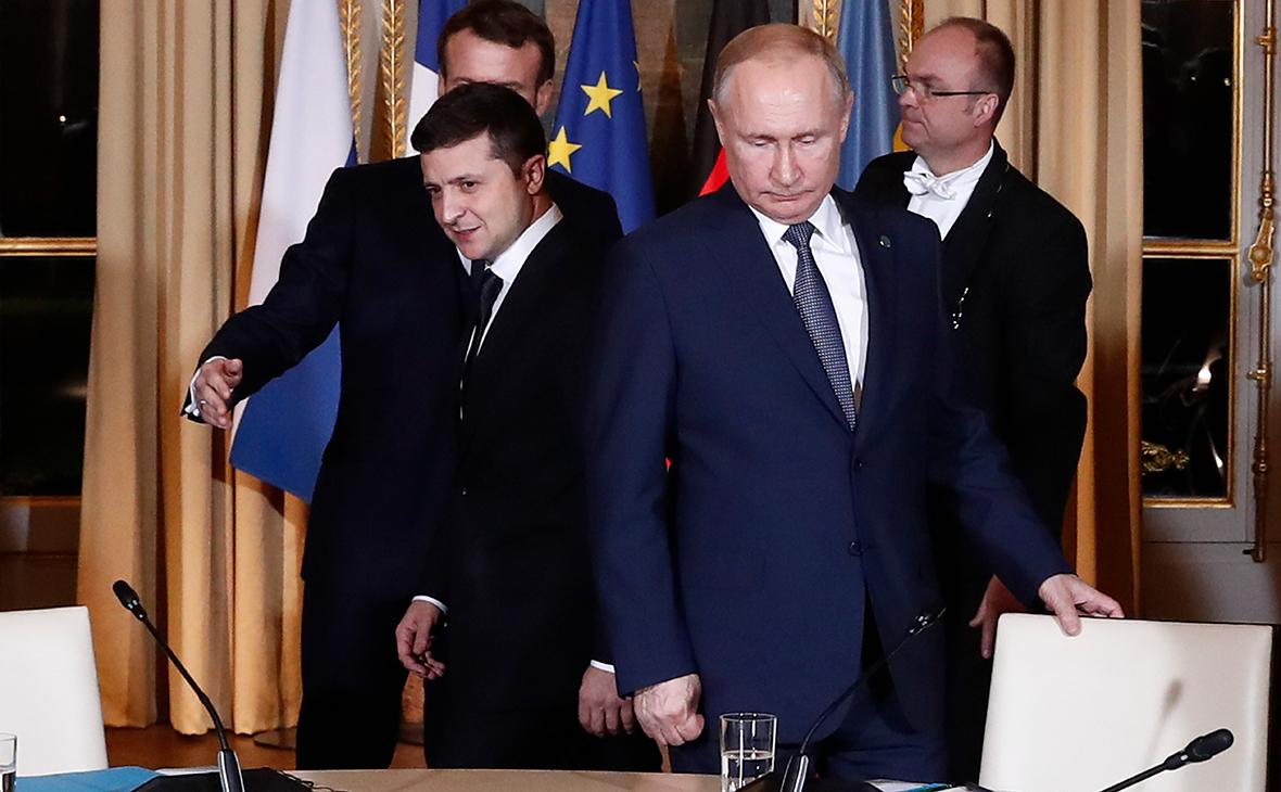 Почему Путину невыгодна встреча с Зеленским — Арестович