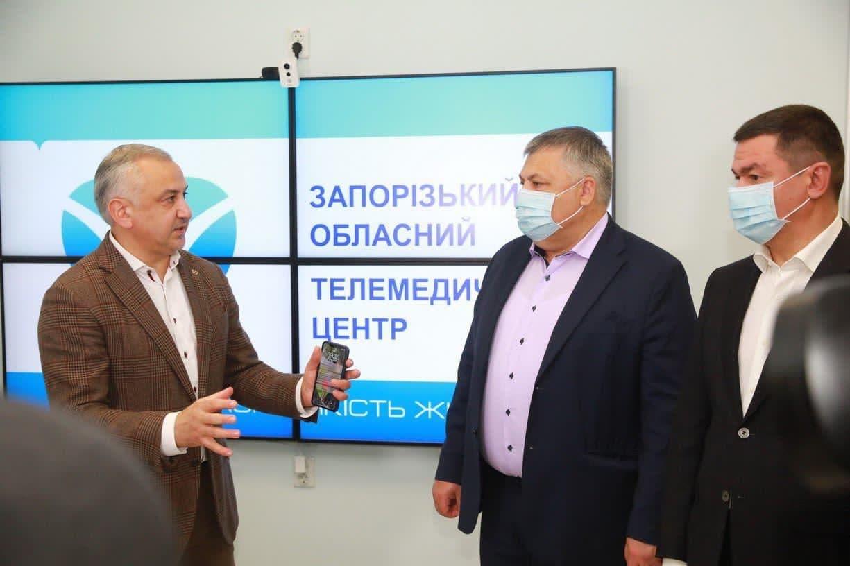 Виталий Боговин открыл Центр телемедицины, который дает новые возможности для медицины в целом - фото 2