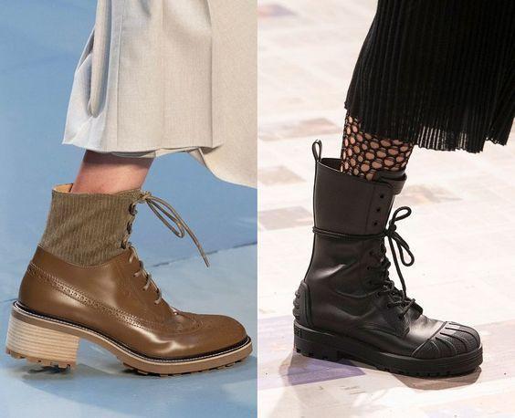 Что в тренде этой зимой - новинки обуви (фото) - фото 2