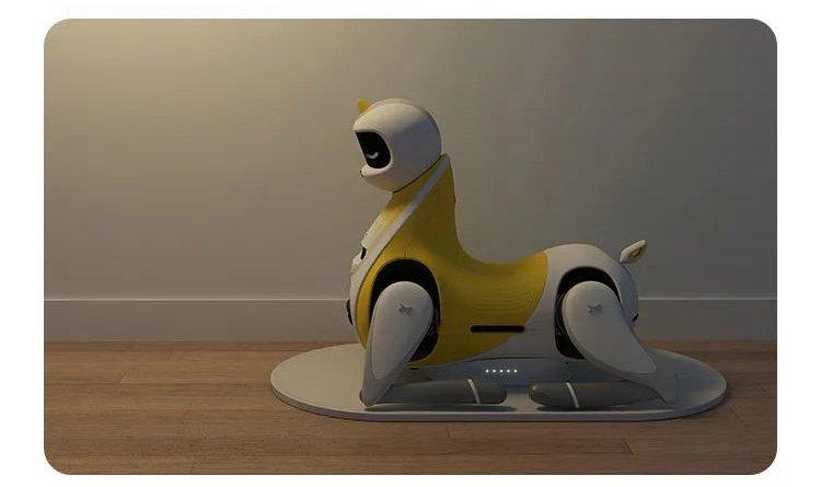 В Китае создали умную роболошадь, которая может перевозить человека верхом: как она выглядит (ФОТО) - фото 3