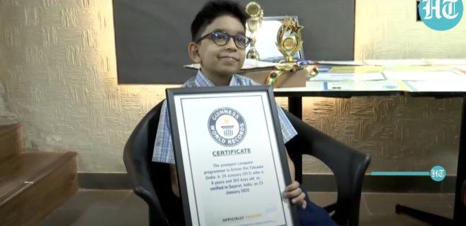 6-летний мальчик стал самым молодым программистом - фото 3