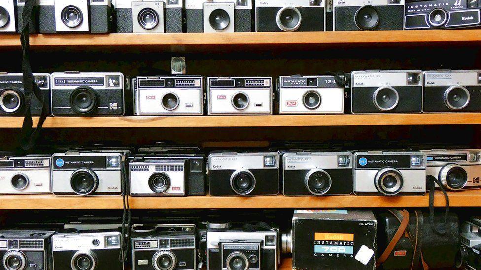 От стереоскопических до 3D-камер: британец собрал уникальну коллекцию фотоаппаратов - фото 4