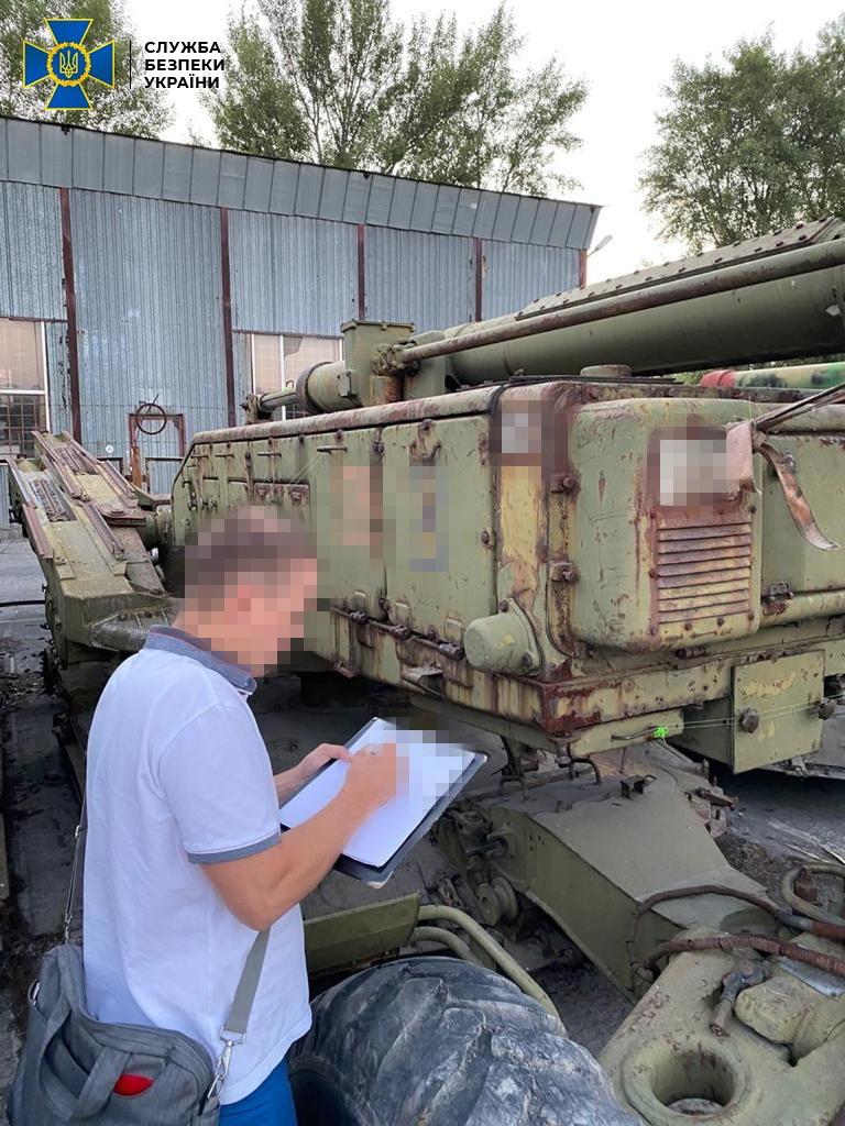 В Украину контрабандой пытались завезли три советских ЗРК стоимостью 110 млн грн - СБУ - фото 2