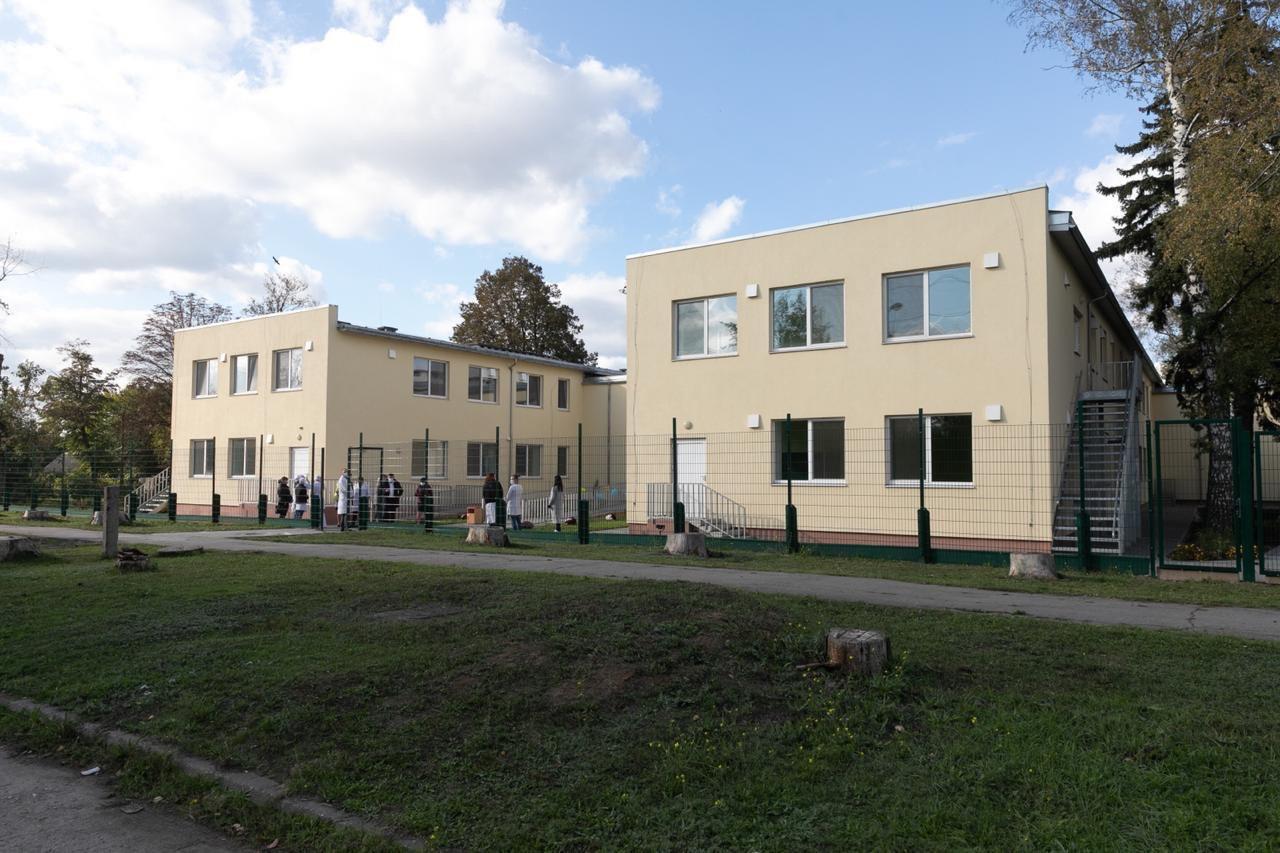 В Запорожской области открыли противотуберкулезный санаторий, который дети ждали 4 года - глава ОГА Боговин - фото 3