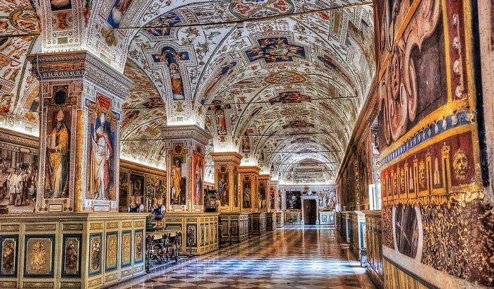 Куда пойти в сети: ТОП-5 лучших виртуальных музеев мира - фото 5