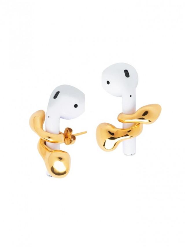 Уникальные сережки предотвратят выпадение наушников Apple AirPod (ФОТО) - фото 3