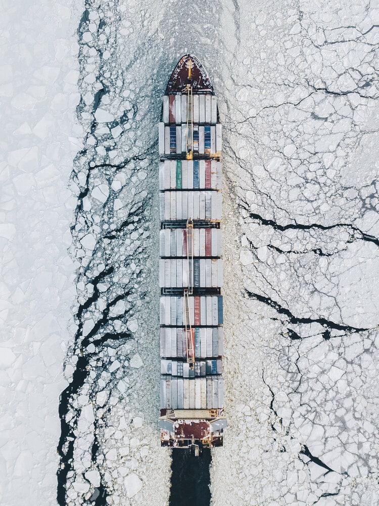 Это надо видеть: лучшие фото 2020 года, сделанные с воздуха - фото 5