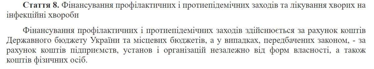 Бесплатные маски в Украине: что говорит законодательство и можно ли добиться его выполнения - фото 2