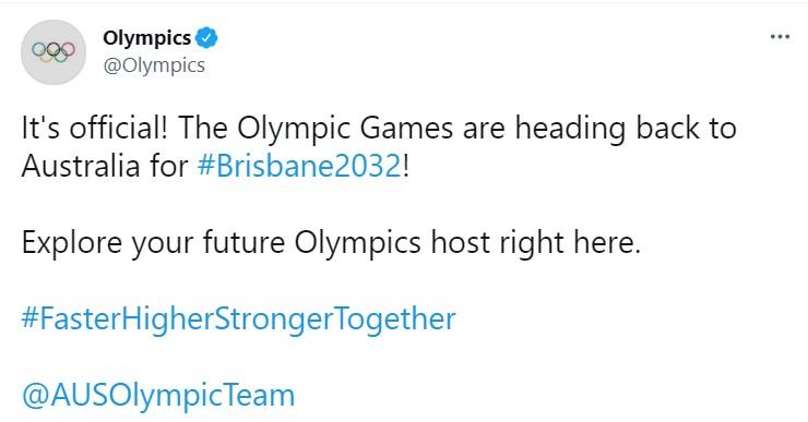 Стало известно, в каком городе проведут Олимпийские игры-2032 - фото 2