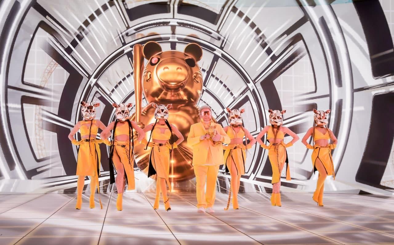 Михаил Поплавский решил превратить сало в золото в новом клипе - фото 7