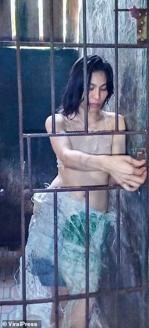 На Філіппінах дівчина п'ять років прожила у клітці (ФОТО) - фото 3