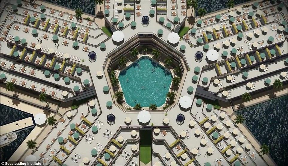 У 2022 році з'явиться місто у відкритому океані - фото 4