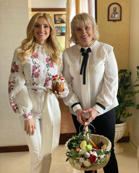 Как отпраздновали Пасху украинские звезды (Фото) - фото 4