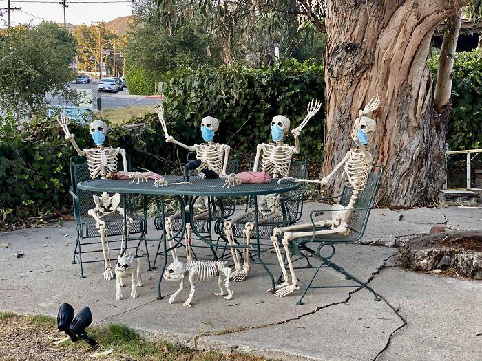 Хелловін-2020 року - свято, яке відображає нагальні проблеми людства - фото 11