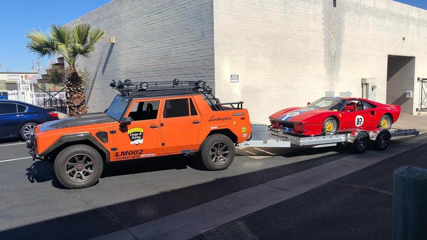 Внедорожник Lamborghini может похвастаться турбодизелем от пикапа - фото 2