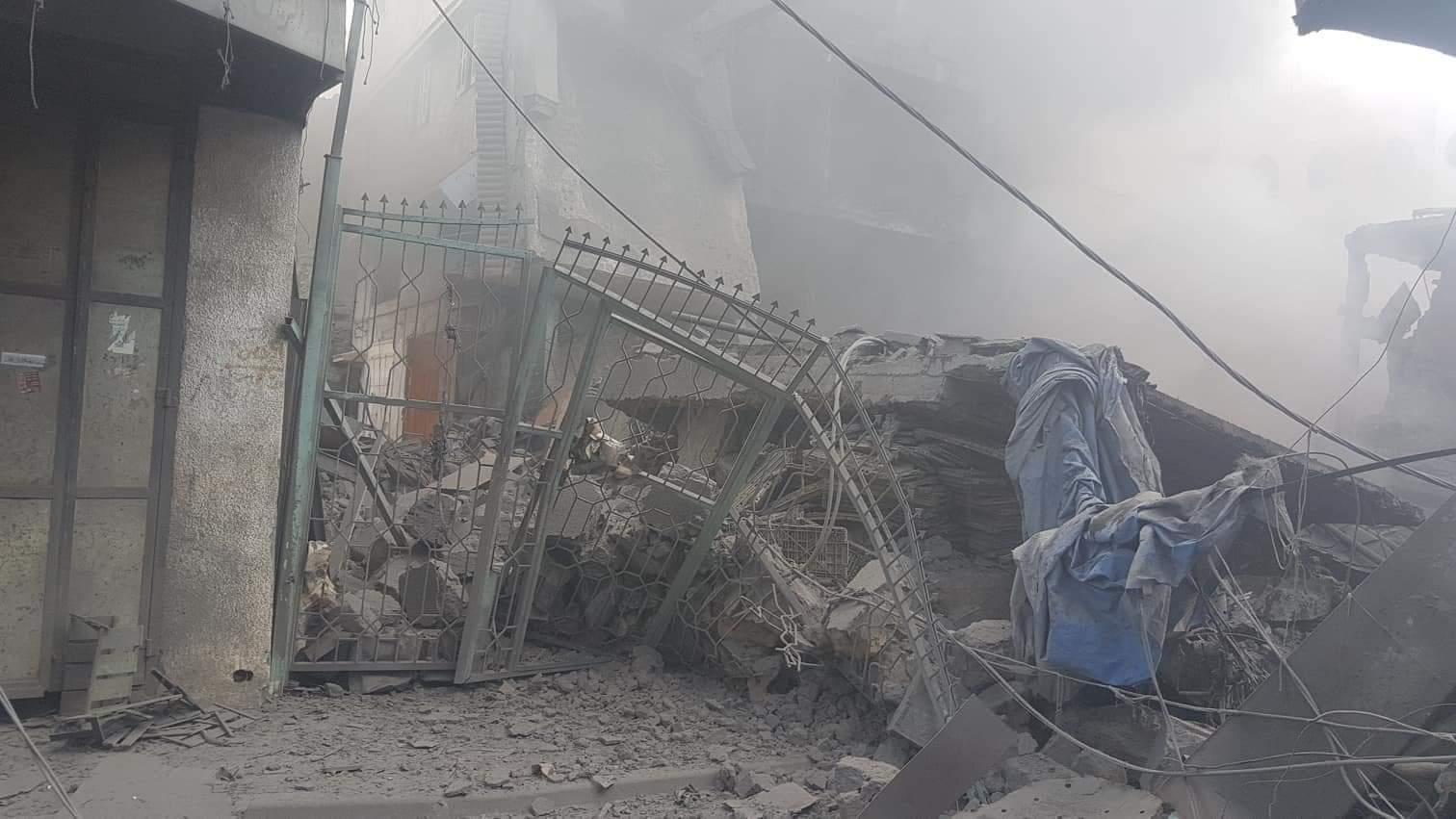В Газе произошел мощный взрыв на рынке: есть раненые и погибшие (ФОТО) - фото 3