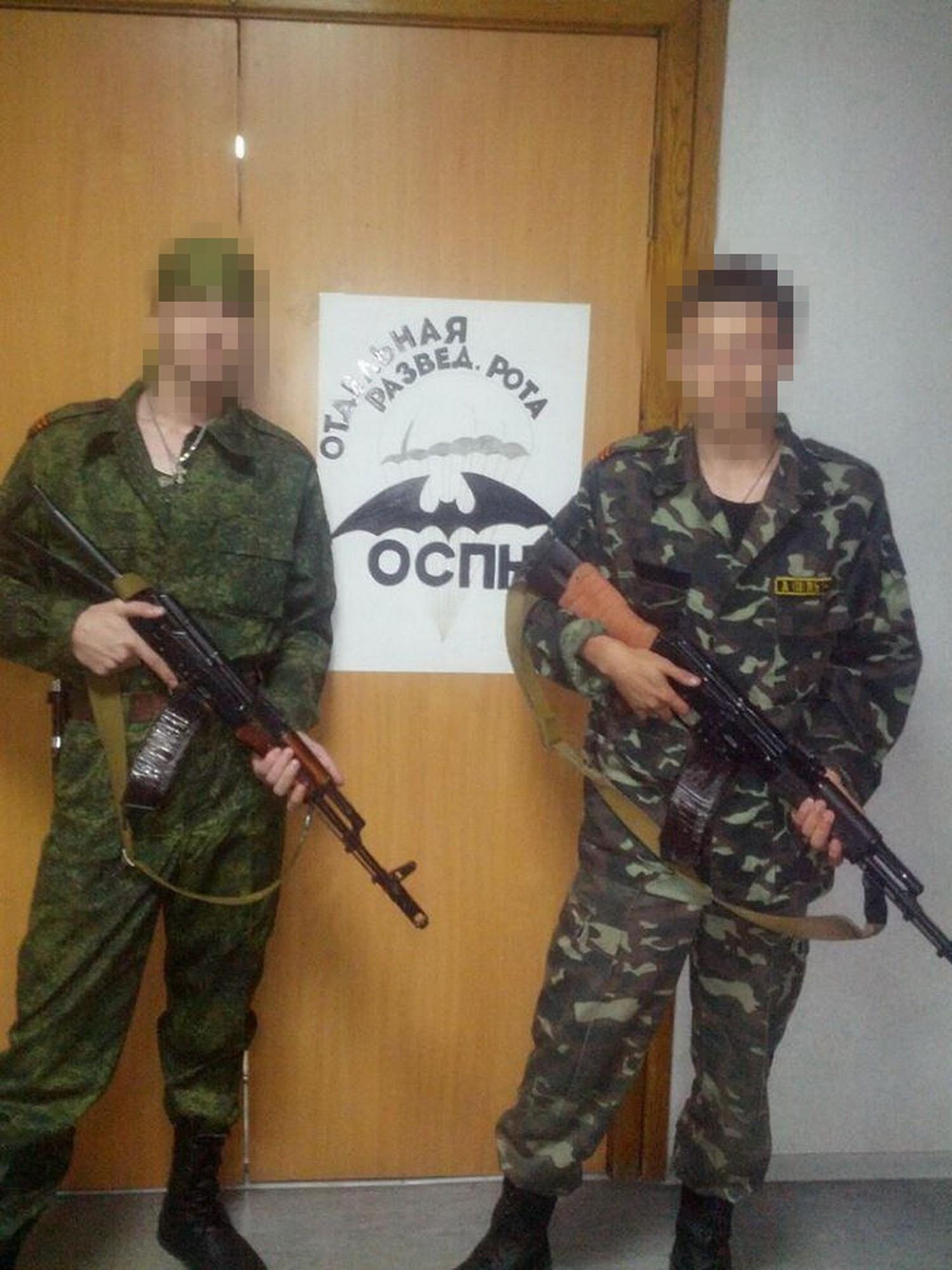 """Что делал бывший боевик """"ЛНР"""" в рядах луганской милиции - фото 2"""