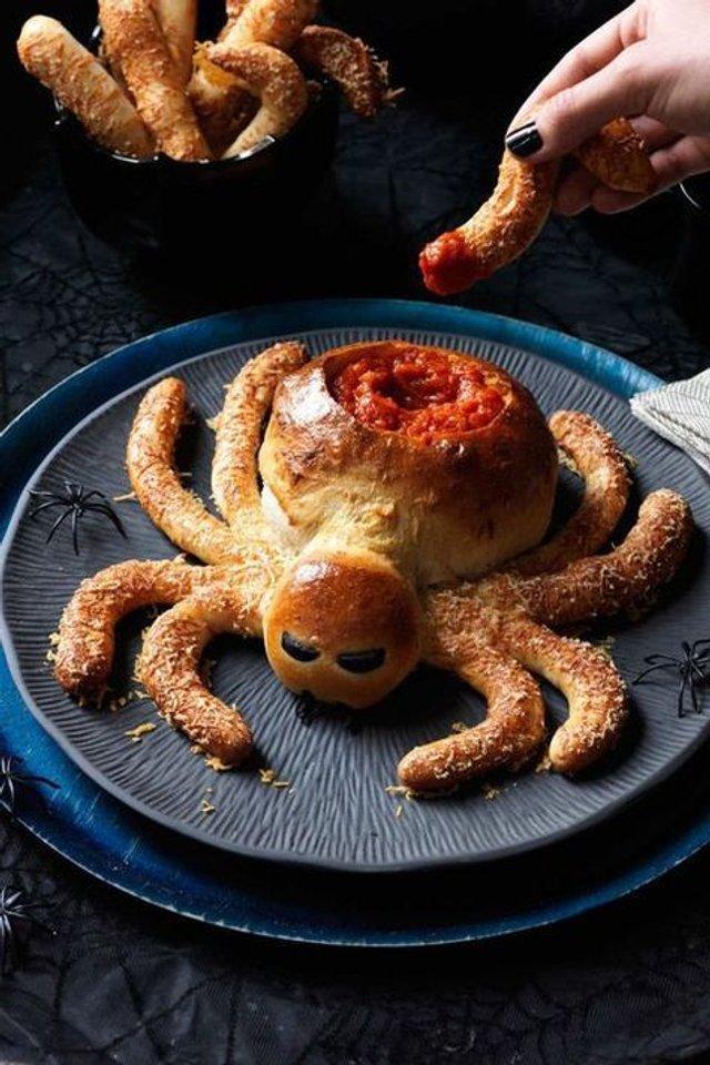 Страшно красиво: декор еды на Хэллоуин 2020 (фото)  - фото 8