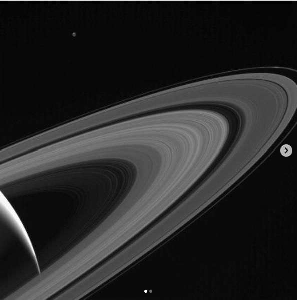 NASA опублікувало фото можливо найстильнішої планети Сонячної системи - фото 2